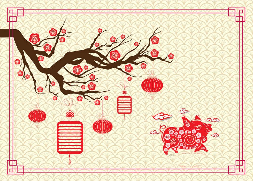 thiệp chúc mừng năm mới tiếng nga