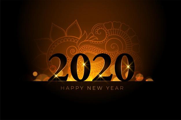 thiệp chúc mừng năm mới handmade