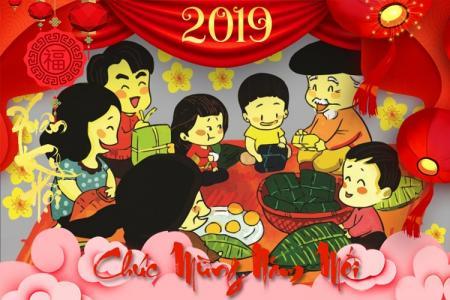 thiệp chúc mừng năm mới tiếng nhật