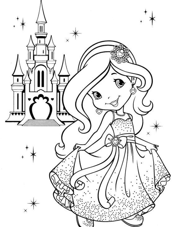 hình tô mau công chúa