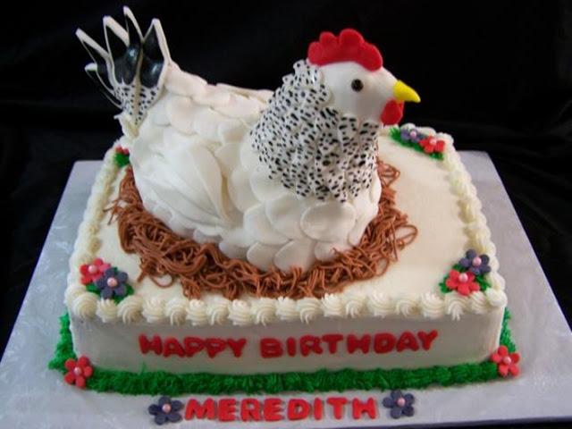 những chiếc bánh sinh nhật
