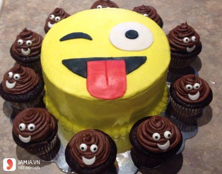 hình bánh sinh nhật hài hước