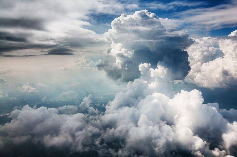 hình ảnh bầu trời xanh hd