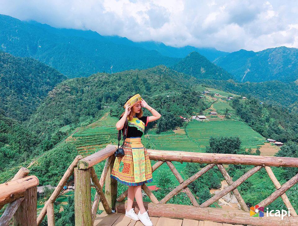 cảnh đẹp nổi tiếng ở sapa