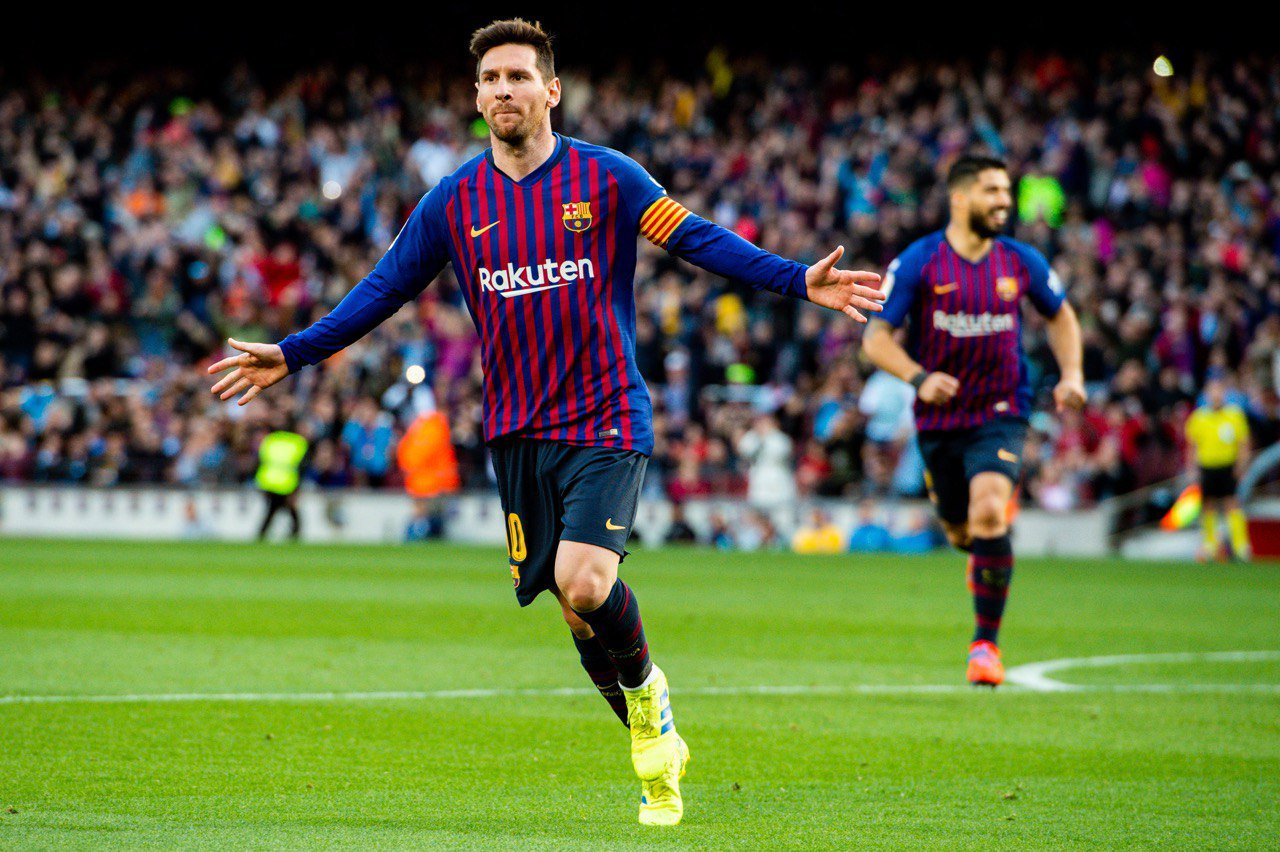 messi king picture