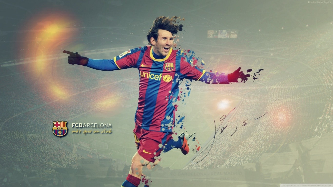 messi psg picture
