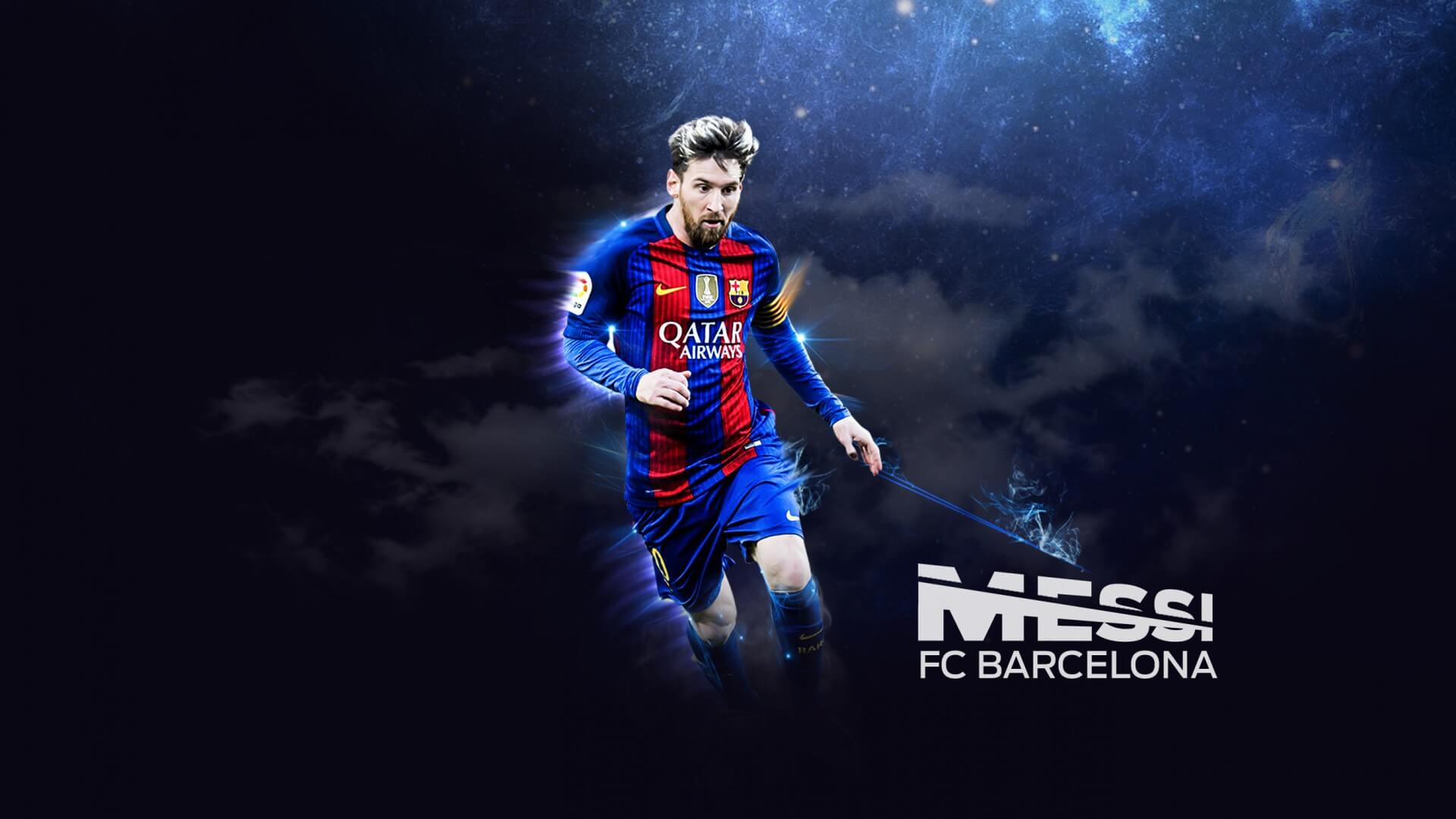 messi background music