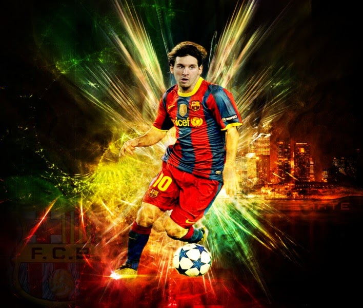 messi picture hindi