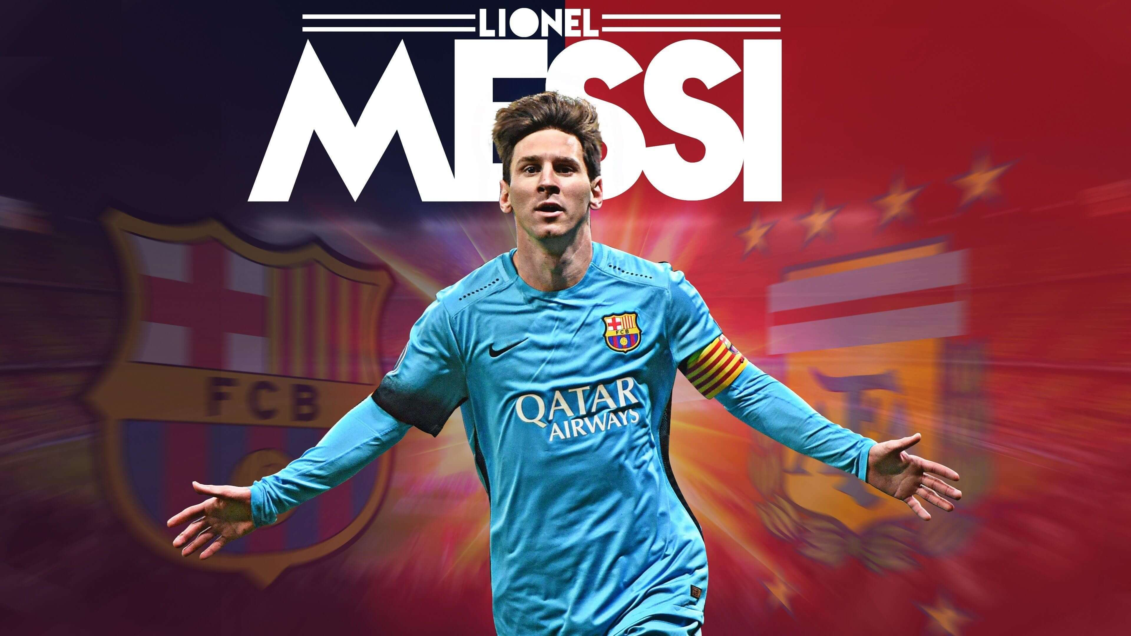 background of messi