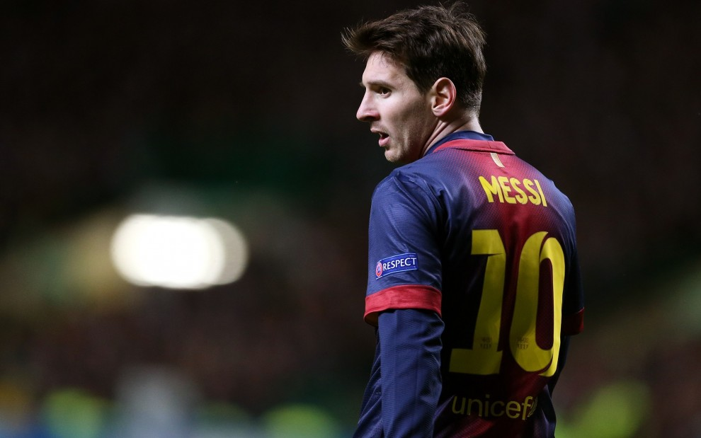 picture of messi