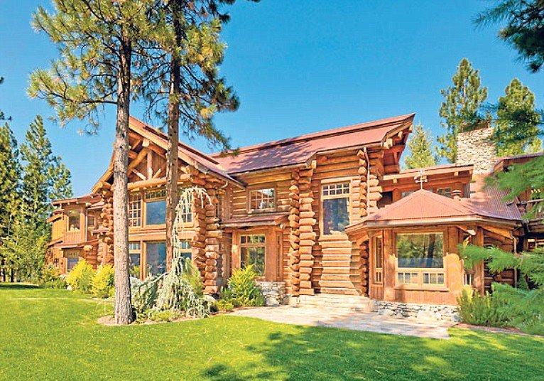 nhà lát sàn gỗ đẹp
