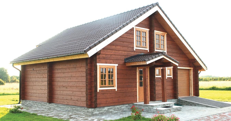 nhà gỗ chạm khắc đẹp