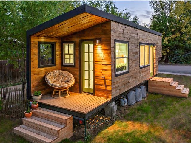 xây nhà gỗ đẹp