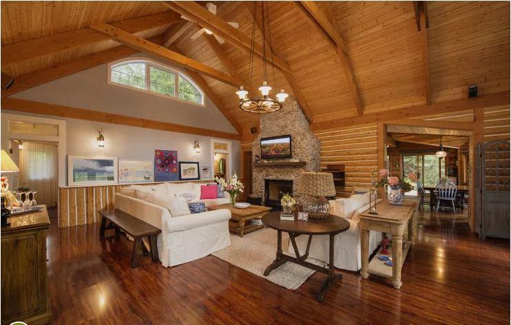 gỗ đẹp nhà xinh