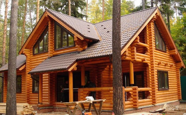 nhà gỗ handmade đẹp