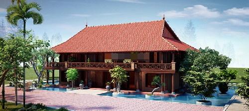 nhà gỗ mini đẹp