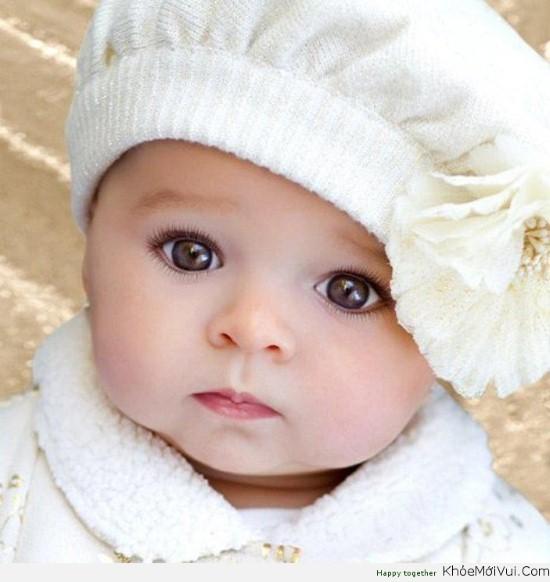 những em bé đẹp nhất thế giới