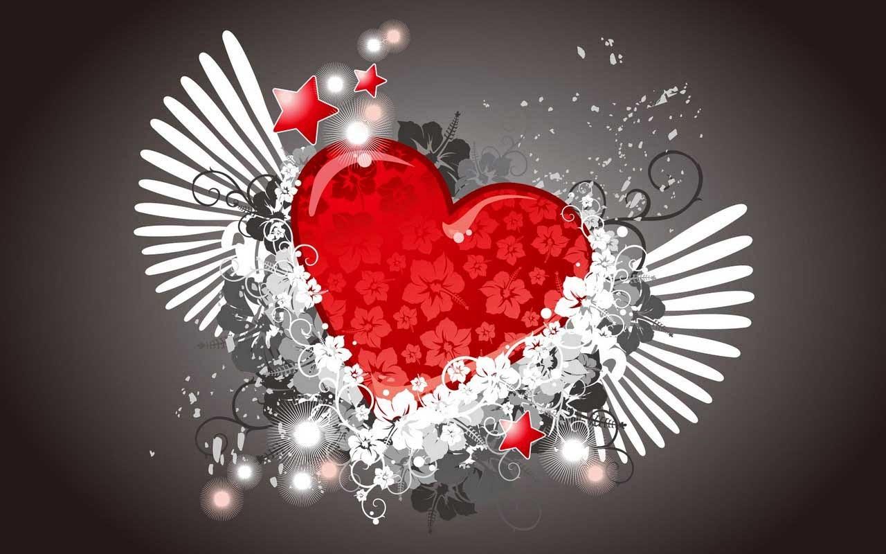 hình ảnh trái tim bị khóa