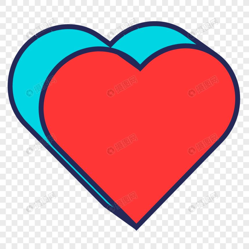 trái tim đôi