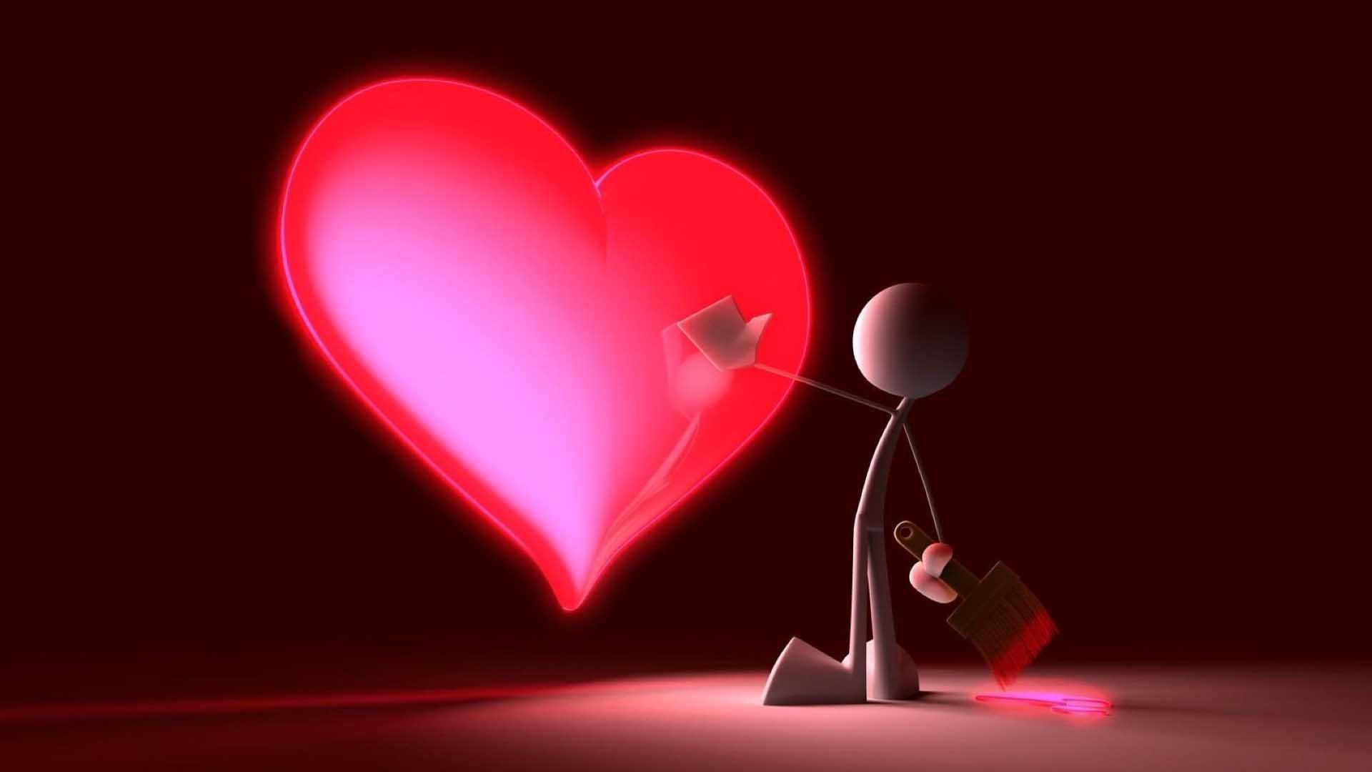 ảnh hình trái tim đẹp