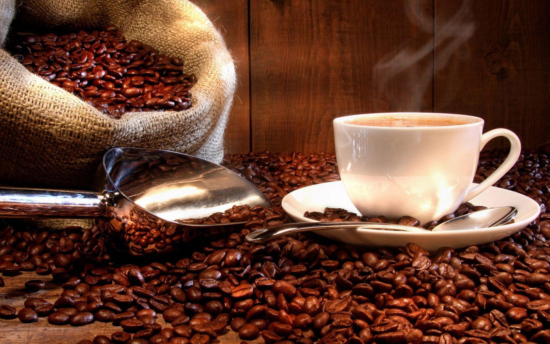 ghép ảnh ly cà phê