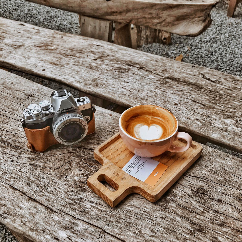 ảnh về ly cà phê