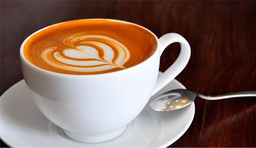 hình ảnh đẹp của ly cà phê