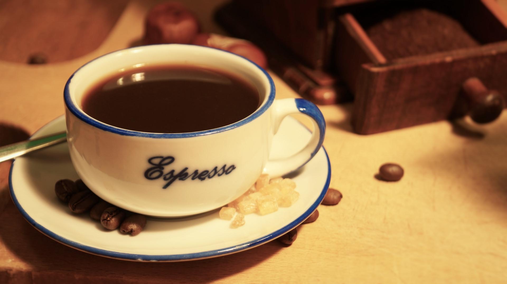 hình ảnh 2 ly cà phê