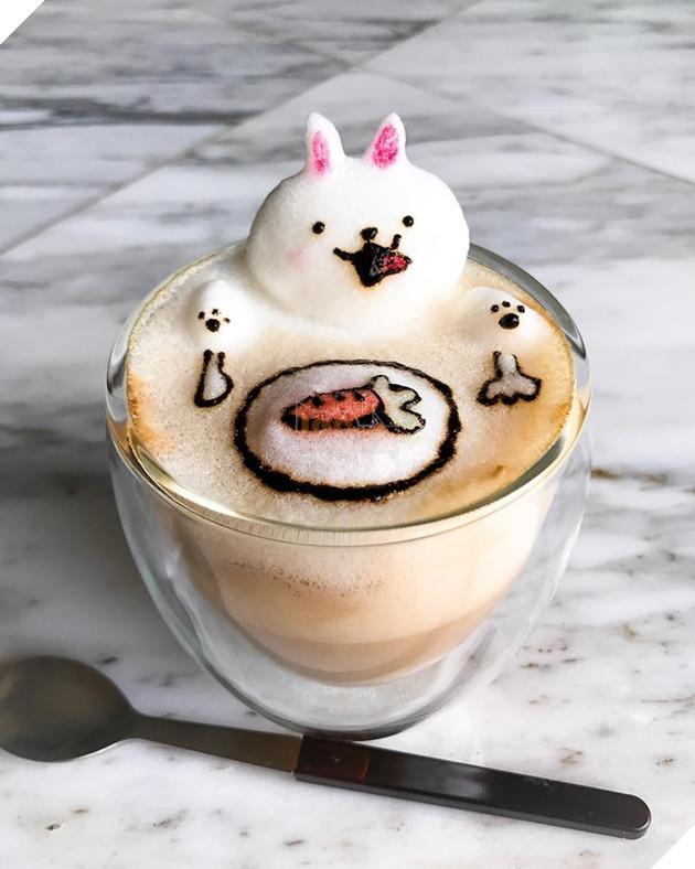 hình ảnh đẹp về ly cà phê