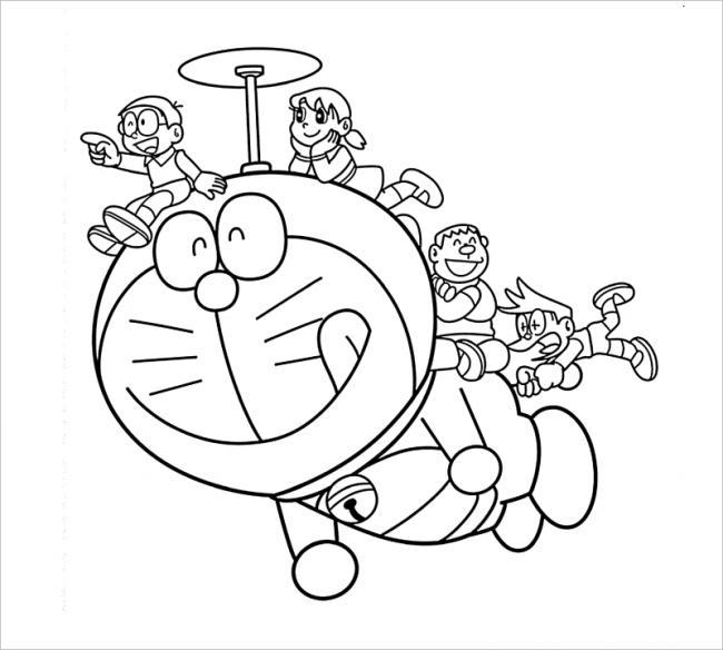 cách vẽ nhân vật hoạt hình dễ thương
