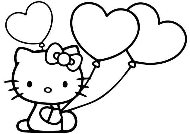 hinh anh hello kitty de thuong