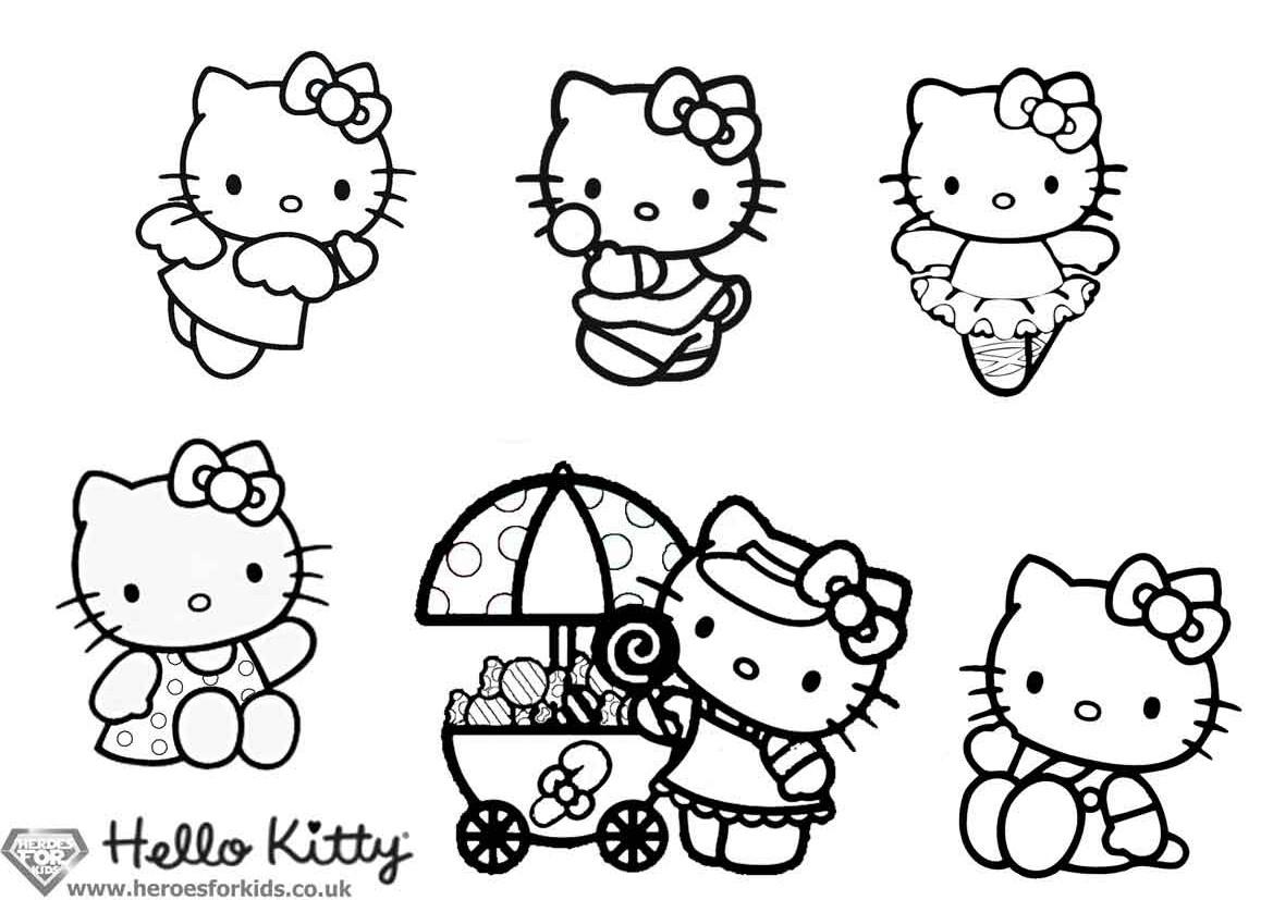 hinh hello kitty de thuong
