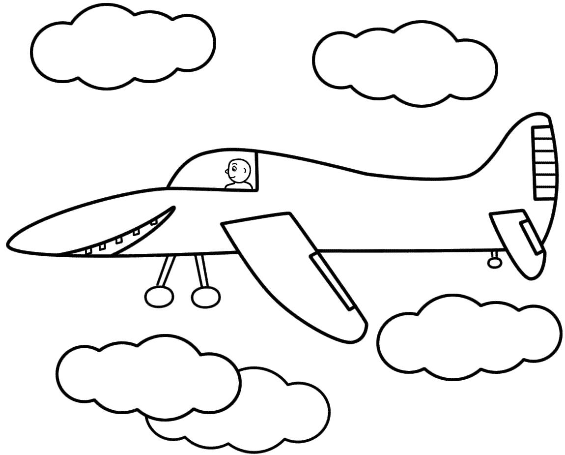 tranh tô màu máy bay trực thăng