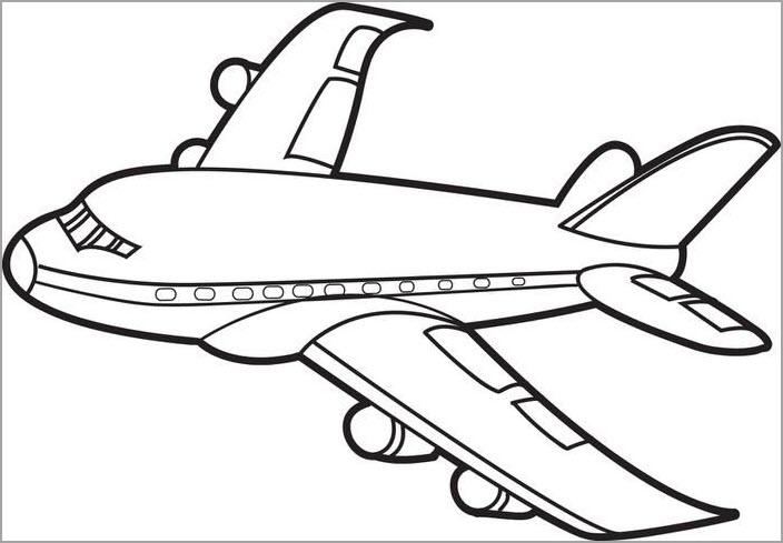 giáo án vẽ máy bay