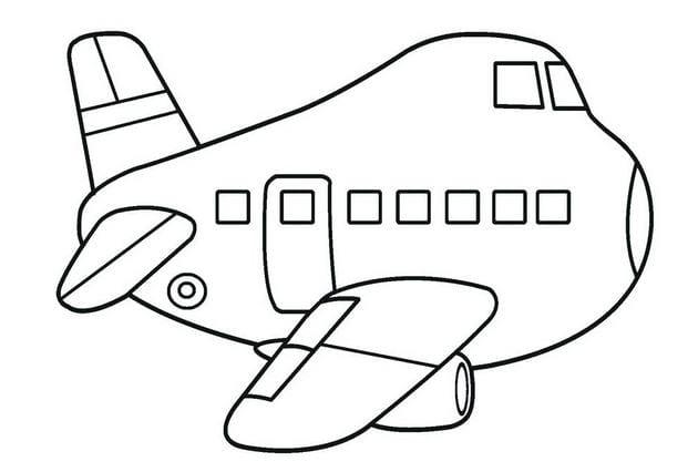 giáo án tạo hình vẽ máy bay
