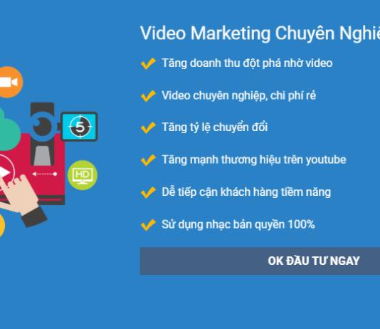 Video Marketing và quảng cáo