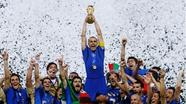 những đội bóng vô địch world cup 1