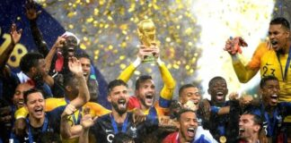 những đội bóng vô địch world cup