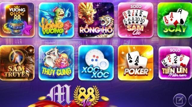 Slot game M88 là gì?