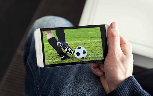 Người hâm mộ có thể xem trực tiếp bóng đá qua Bongdatructuyen.site
